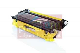 Brother TN-130 / TN-135 Yellow KOMPATIBILNÍ TONER